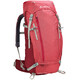 VAUDE Asymmetric 38+8 Backpack Women indian red